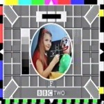 BBC2 test card