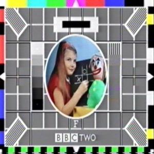 BBC2 test card