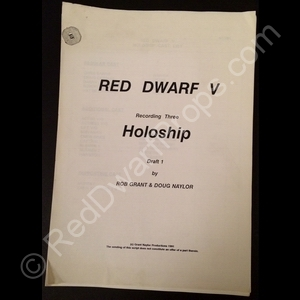 Holoship Script