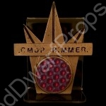 Rimmers Holoship badge